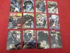 Batman Master Series SIGNATURE Cards - U-Pick - 3 for $2