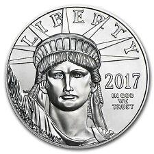 2017 1 oz Platinum American Eagle Coin Brilliant Uncirculated BU