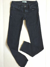 Abercrombie Kids Girl Everyday Blue Jeans Cute Stretch Pants Size 14