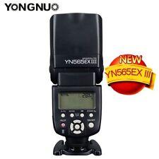 Yongnuo YN-565EX III Flash Speedlite E-TTL for Canon 580EX II 5D II 7D Camera