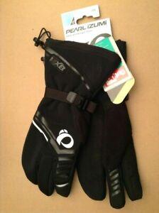 Pearl Izumi P.R.O. Amfib Super Glove Black Fall Winter Spring size XXL 2XL New