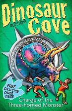 Dinosaur Cove Cretaceous 2: Charge of the Three Horned Monster,Rex Stone