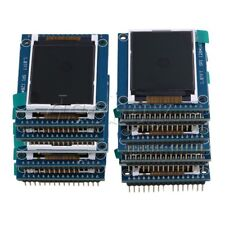 """20 x Mini SPI TFT LCD Module Display with PCB Adapter ST7735B 1.8"""""""" Serial"""