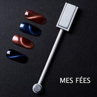 MES FEES 3D Magnetic Stick For Cat Eye UV LED Gel Polish Magnet Nail Art Tool