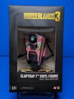 "Borderlands 3 CLAPTRAP 7"" Vinyl Figure - Tiny Tina Edition (Pink) - The Coop"