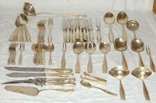Altes Silberbesteck 100er Silber Stenzel Besteck Essbesteck 88 Teile 12 Personen