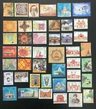 India 2019  Year Pack Full Complete Set of 108 stamps Assorted themes MNH