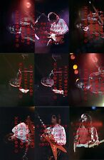 28 DIFFERENT 4X6 PHOTOS OF THE CARS IN CONCERT  New York City 1979