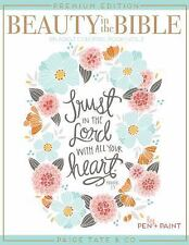 Beauty in the Bible: Adult Coloring Book Volume 2, Premium Edition Christian Co