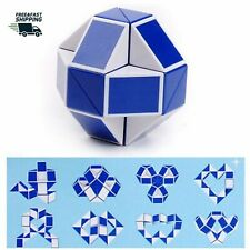 Magical Sensory Fidget Mini Snake Cube Puzzle Game Solution For Kids Fun Stuff