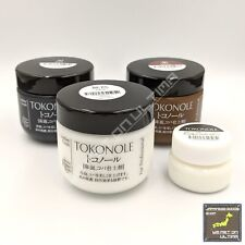 Seiwa Tokonole Leathercraft Tragacanth, Burnishing Gum Clear, Black, Brown