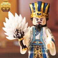 ⎡LYL BRICK⎦ Preorder Custom Three Kingdoms Zhuge Liang Lego Minifigure Set, Lab9