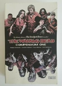 The Walking Dead Compendium One by Robert Kirkman Soft Cover