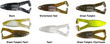 """Strike King Lures 4"""" Super Toad ~ Buzz Topwater Bait Frog 3-Piece ~ Pick Color"""