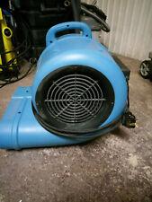 More details for dri-eaz turbo dryer e sahara pro snail fan air mover excellent condition. 240v