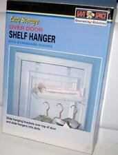 NEW OVER THE DOOR SHELF HANGER Clothes Towel Storage