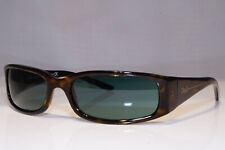 DOLCE & GABBANA Mens Vintage 1990 Sunglasses Brown Rectangle D&G 2183 95 22891