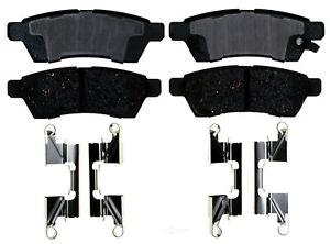 Disc Brake Pad Set fits 2009-2012 Suzuki Equator  ACDELCO PROFESSIONAL BRAKES
