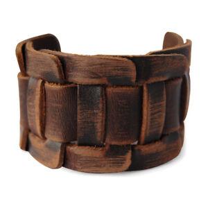Leder Armband LEDERARMBAND axy® Surferarmband Herren Vintage Leather Bracelet