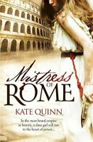 Mistress of Rome by Quinn, Kate Paperback Book The Fast Free Shipping