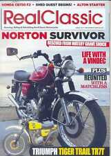 REAL CLASSIC No.127 / November 2014 (NEW) *Post included to UK/Europe/USA