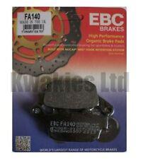 Plaquettes de frein EBC pour motocyclette Honda