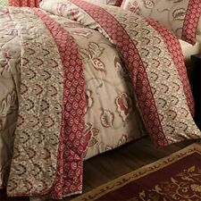 Luxury Beautiful Paisley Vintage Bedspread Lovely Throw Comforter Size 200x200cm