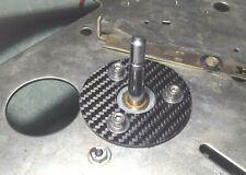Reinforcement carbon fiber plate for LENCO L70 L75  chassis