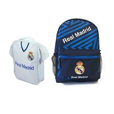 Real Madrid-Mochila y bolsa de almuerzo Combo Pack