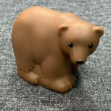 Fisher Price Little People Zoo Talkers Animals Polar Bear Figure boy toy gift