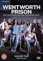 Wentworth Prison: Season Two [DVD][Region 2]