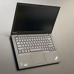 Lenovo Thinkpad t440s i7 2.10Gz 4GB RAM 256GB SSD