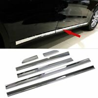 ABS Side Door Body Guard Molding ABS Trim o Fit For LEXUS LX570 2016 2017-2019