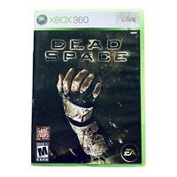 Dead Space Microsoft Xbox 360 Complete CIB Free Shipping