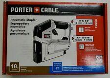 Porter Cable Pneumatuc Stapler