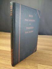 1930 Hus the Heretic by Poggius the Papist Carl Granville John Hus Reformer