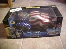 Muscle Machines 1941 WILLYS COUPE Stars and Strips 1:18