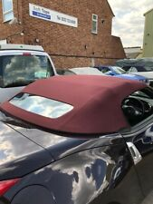 Nissan 370Z - Black Mohair Hood With Heated Glass Window