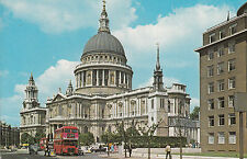 Post card - London / St. Paul`s Cathedral