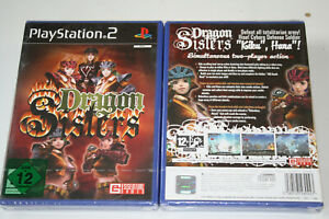 Dragon Sisters (Playstation2)   New   Neuware