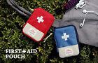 1Pcs Mini Travel First Aid Kit Scissors Plasters Bandage Medical Tape Portable