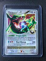 Rayquaza C Lv. X 146/147  Holo Supreme Victors Ultra Rare Pokémon Card 2009