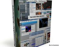 Audio Video TECH LAB DVD authoring Editing Conversion Complete ALL Windows DVD