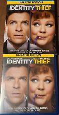 Identity Thief (Blu-ray Disc, 2013)