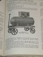VINTAGE 1934 CHEMICAL ENGINEERING & PROCESS INDUSTRIES CATALOG! PLANT EQUIPMENT!
