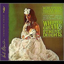 CD SEALED Herb Alpert Whipped Cream & Other Delights- Bonus.. A 219