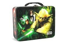 Star Wars the Force/Darkside  Embossed Metal Lunch Box