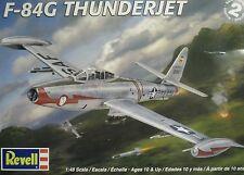 1/48 Republic F-84G Thunderjet Model Kit by Revell