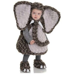Elephant Costume Toddler Kids Halloween Fancy Dress