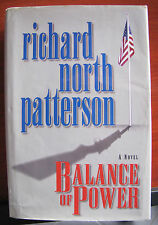 Balance of Power a novel by Richard North Patterson 2003 HCDC Large Print